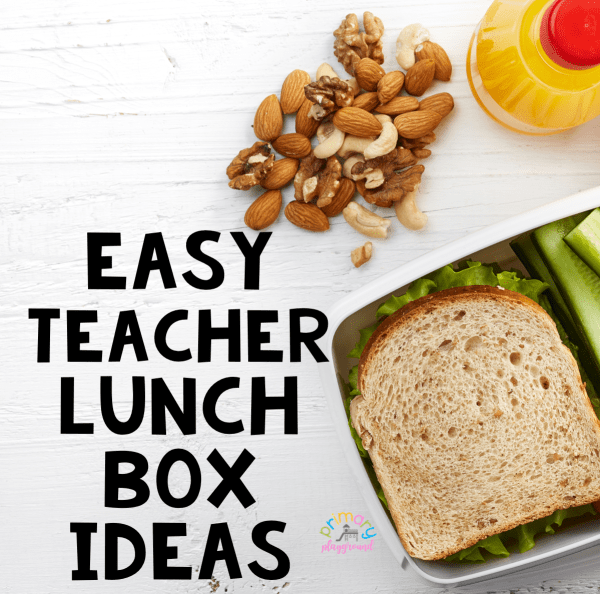 Easy Teacher Lunch Box Ideas