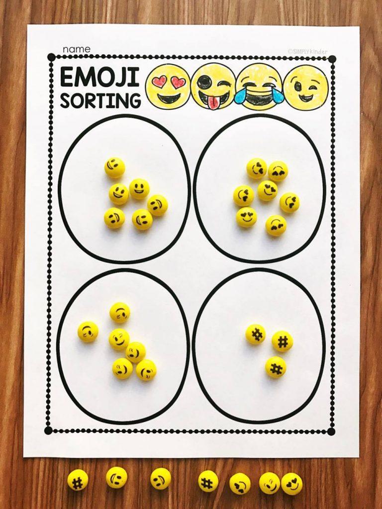 Free Printable Emoji