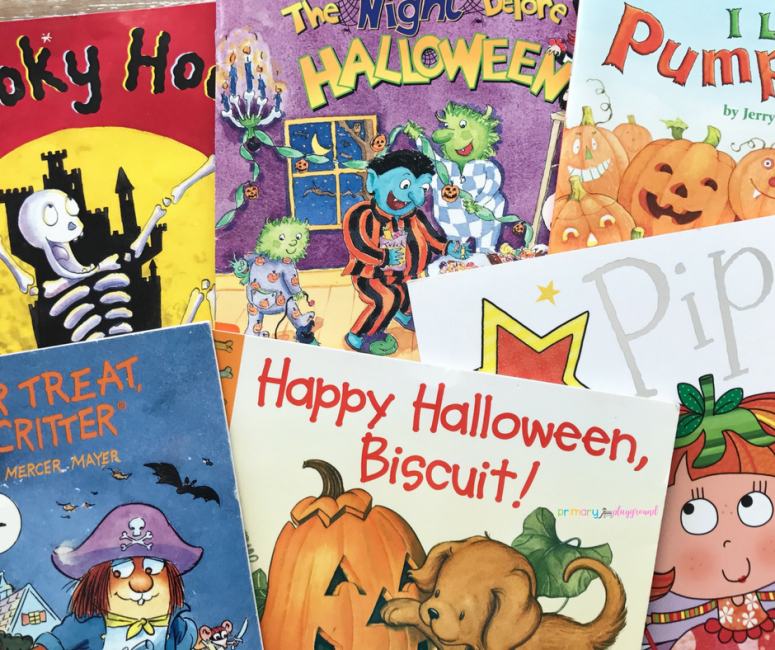 Teacher Approved Halloween Books