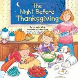 Teacher Approved Thanksgiving Books The Night Before Thanksgiving