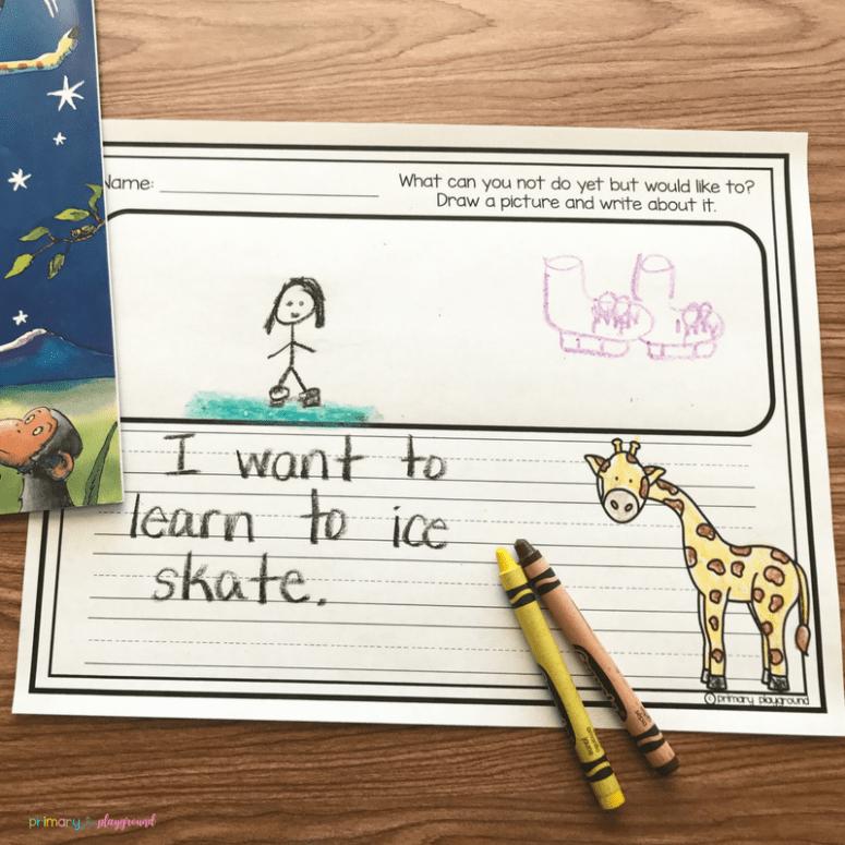 Giraffes Can't Dance Free Printable