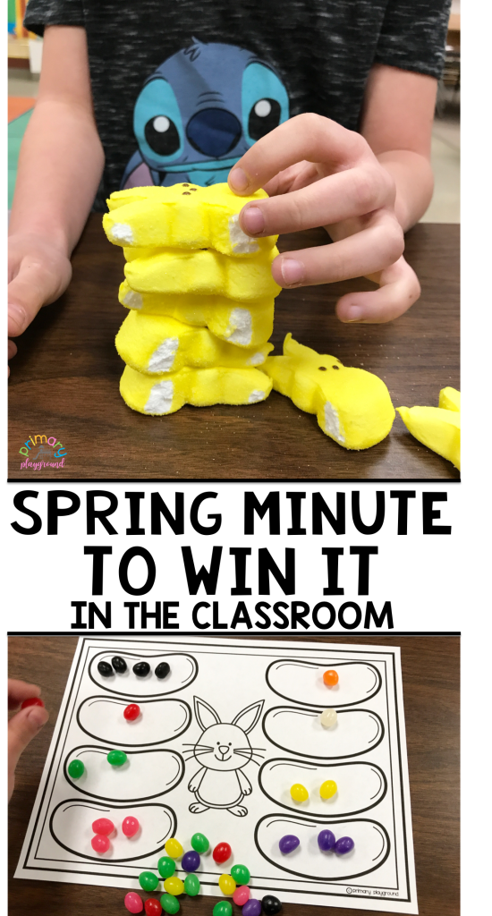 Spring Minute To Win It