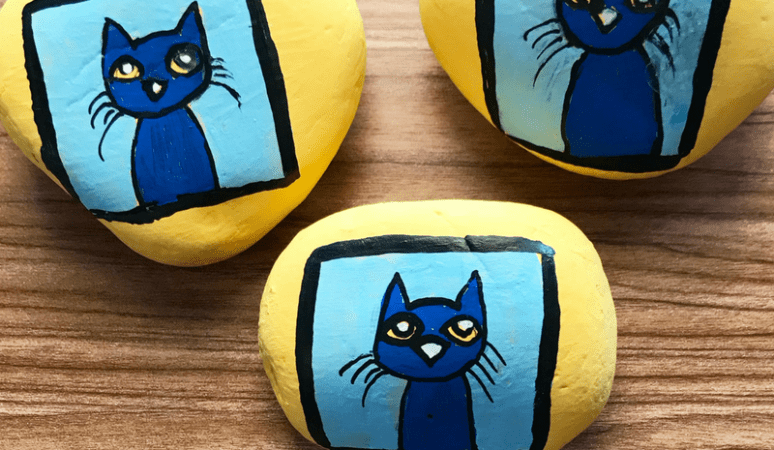 Painted Rocks As A Classroom Incentive