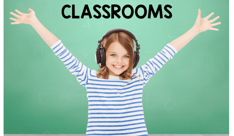 The Best Pandora Stations For Primary Classrooms