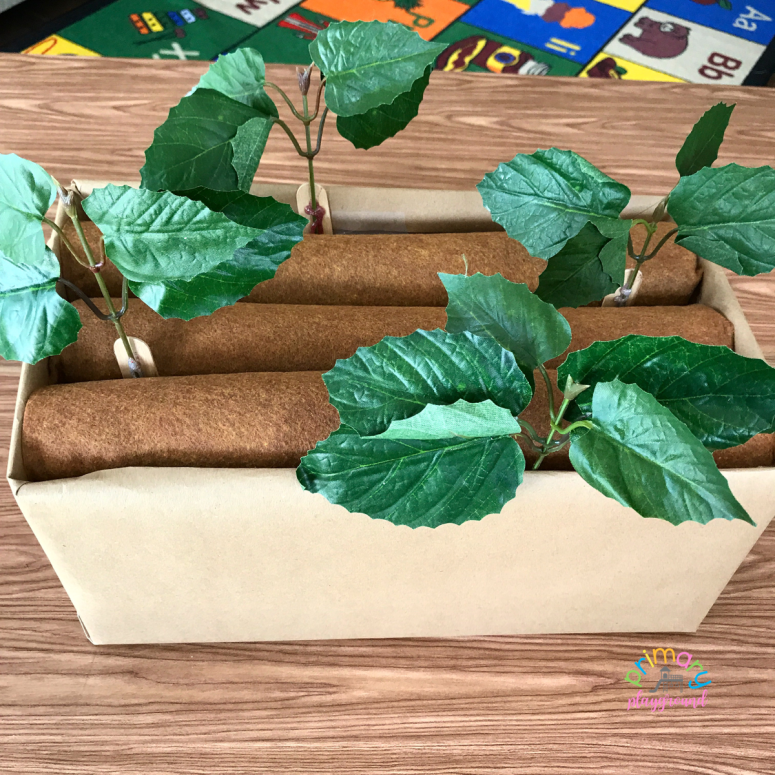 DIY Garden For The Classroom2