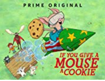 Mouse A Cookie on Prime