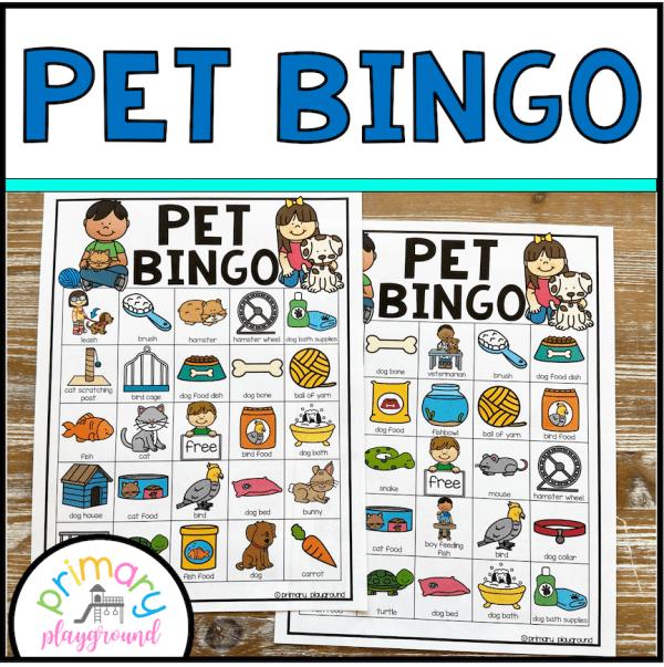 pet bingo