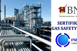 Pelatihan Sertifikasi BNSP Gas Safety Inspector