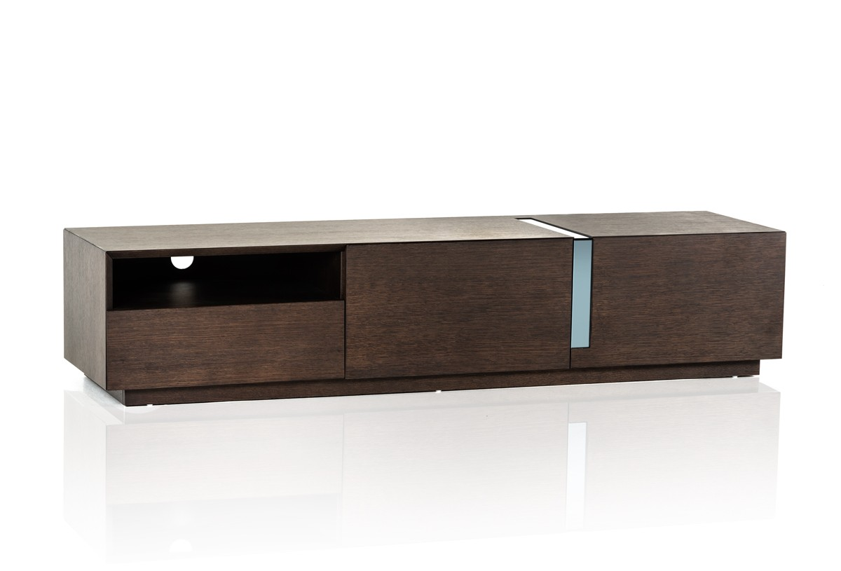 Brown Oak Wood Media Center TV Stand Jacksonville Florida