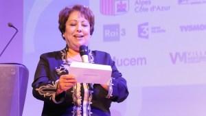 PriMed-2017-Remise-des-prix-Houria-KHATIR-EPTV