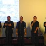 Award ceremony - Cinéma Le Prado
