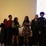 Awards ceremony - Cinéma Le Prado