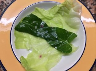 Tanigue Kinilaw wrap