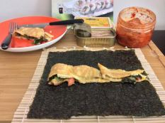 Kimbap Mackerel 1