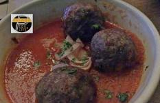 The Wholesome Table grass-fed meatballs