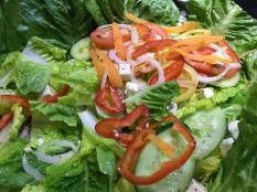 Howzat! fresh salad
