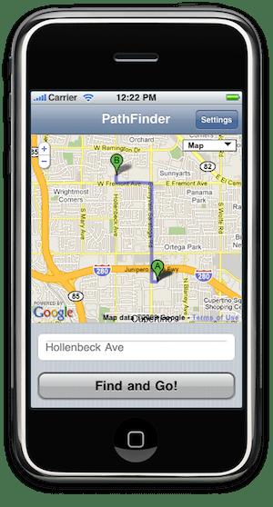 Mobile GPS Navigation App with JSF | PrimeFaces