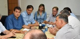 Classe política une forças pela saúde de Rondonópolis
