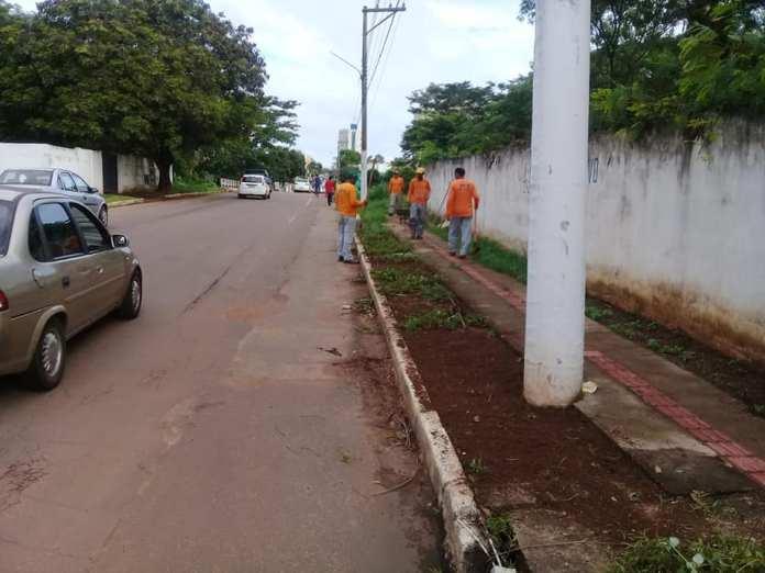 Batista comemora revitalização da cabeceira de pontes em Rondonópolis