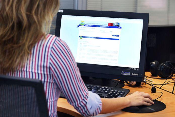 Aprimoramentos no site da ALMT facilitam acesso às informações e a participação popular