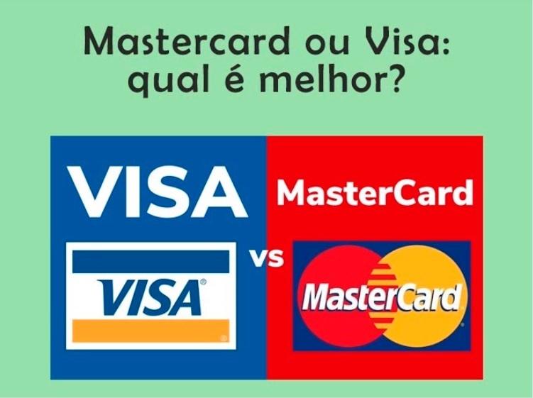 Beneficios de Mastercard e VISA