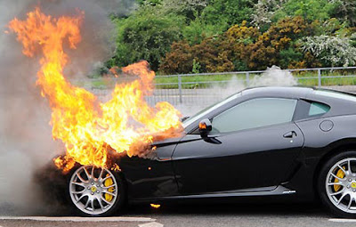 FERRARI 599 GTB FIRE EDITION