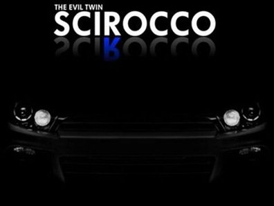 PRIMEIRO TEASER DO SCIROCCO R