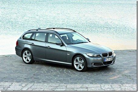MOTORIZAÇÃO DO NOVO BMW SÉRIE 3
