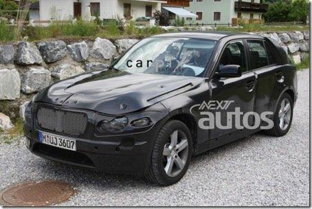 FOTO ESPIA-BMW X1