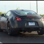 NISSAN 370Z FLAGRADO