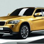 PRIMEIRAS IMAGENS DO BMW X1 CONCEPT