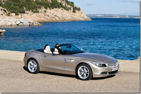 OFICIAL-NOVO BMW Z4 2009