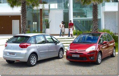 Citroën apresenta C4 Picasso