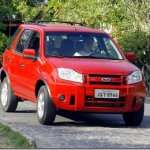 Ford produz Ecosport número 500.000
