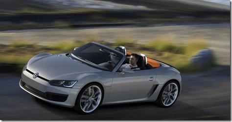 DETROIT 2009-VW BLUESPORT CONCEPT