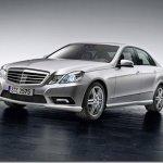 Mercedes revela pacote AMG para o Classe E