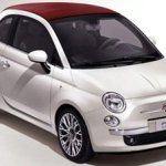 Fotos Oficiais do Fiat 500C