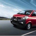 Chevrolet pode lançar microvan chinesa no Brasil