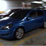 Vectra GT-X Next Edition é flagrado sem disfarces