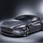 Aston Martin revela o V12 Vantage