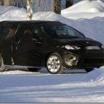 Citroën DS3 flagrado com disfarces