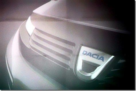 Genebra 2009-primeiras imagens do conceito Dacia
