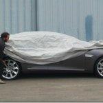 Tesla divulga primeira imagem do Model S