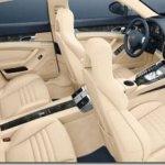 Primeiras imagens do interior do Porsche Panamera