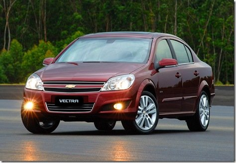 GM divulga primeiras informações e imagem do Vectra Next Edition