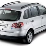 Volkswagen apresenta Spacefox Route