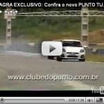 Vídeo-Punto T-jet andando forte em autódromo