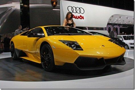 Direto de Genebra-Lamborghini LP 670-4 SuperVeloce
