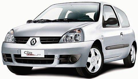 Renault relança a versão Get UP do Clio hatch