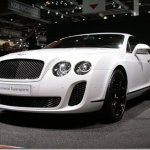 Direto de Genebra-Bentley Continental Supersports